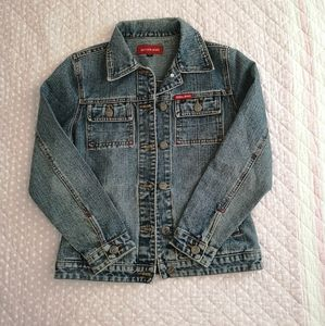 Xxs vintage Denim jacket